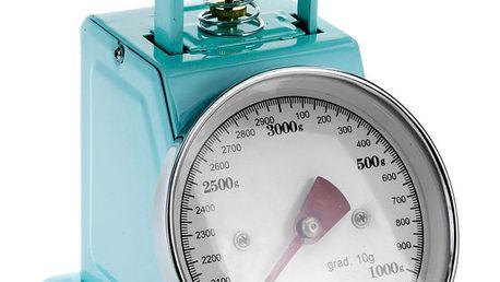 Mechanická kuchyňská váha RETRO DESIGN, 3 kg La Cucina