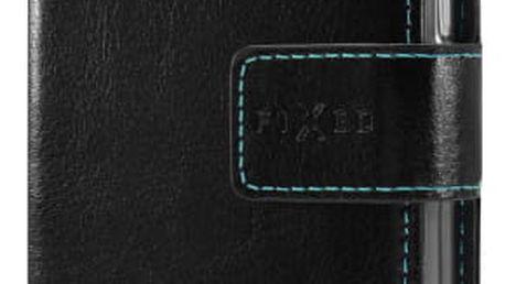 Pouzdro na mobil flipové FIXED Opus pro Nokia 5 černé (FIXOP-201-BK)
