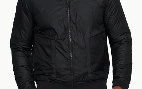 Bunda Under Armour Sportstyle Reactor Bomber Černá