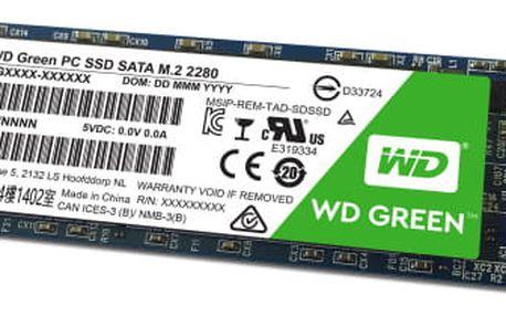 SSD Western Digital Green M.2 3D NAND 120 GB (WDS120G2G0B)