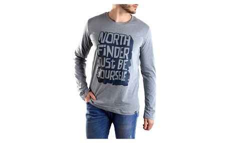 Pánské triko s dlouhými rukávy Northfinder