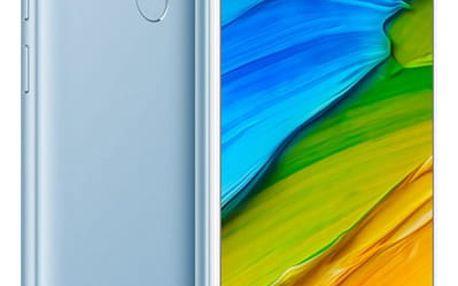 Mobilní telefon Xiaomi Redmi 5 16 GB (17719) modrý Software F-Secure SAFE, 3 zařízení / 6 měsíců v hodnotě 979 Kč + DOPRAVA ZDARMA