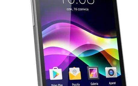 "myPhone FUN 5 - černý 5"" IPS/854x480/8GB/1GB RAM//5Mpx/Android 6"
