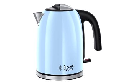 Rychlovarná konvice RUSSELL HOBBS COLOURS PLUS 20417-70 modrá