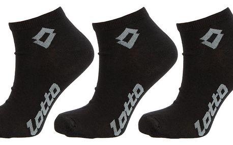 Unisex ponožky Lotto - 3 páry