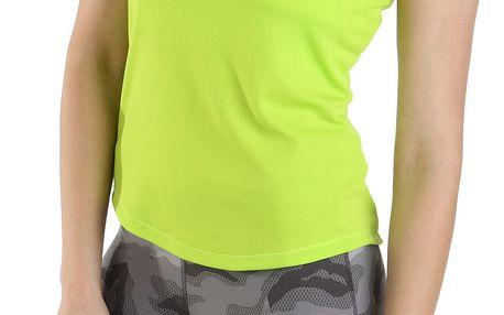 Dámské sportovní tričko s krátkými rukávy Adidas