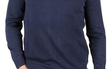 Pletený pánský svetr BPC selection