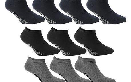 Sportovní kotníkové ponožky Donnay