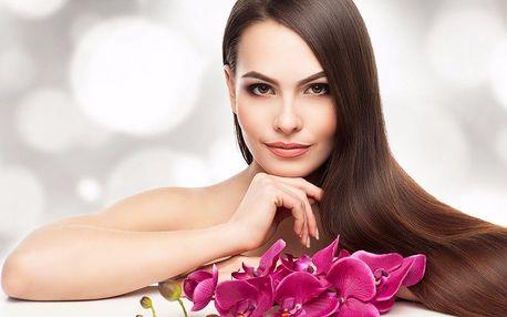 Liftingové ošetření zralé pleti luxusní kosmetikou
