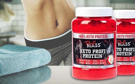 Keto Profi Protein: doplněk k redukční dietě