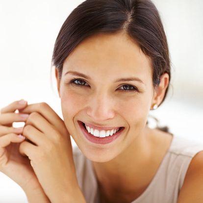 Neperoxidové bělení zubů s možností remineralizace skloviny