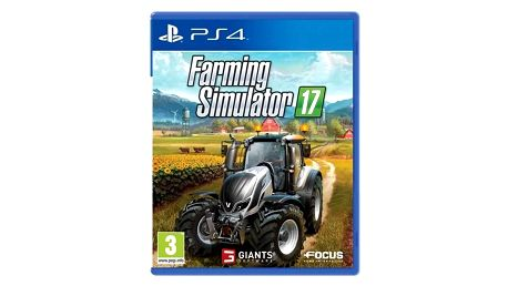 Hra GIANTS software PS4 Farming Simulator 17 (3512899116603)