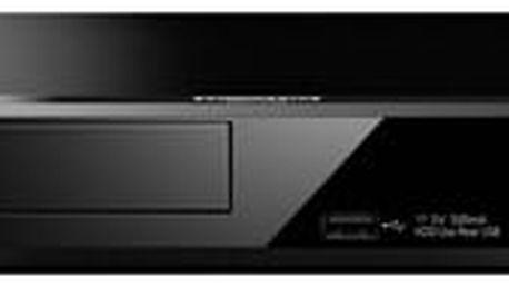 3D Blu-Ray přehrávač Panasonic DMP-UB300EGK černý