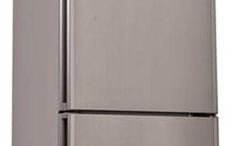 Kombinace chladničky s mrazničkou Candy CKCS6186IXV/1 nerez + Doprava zdarma