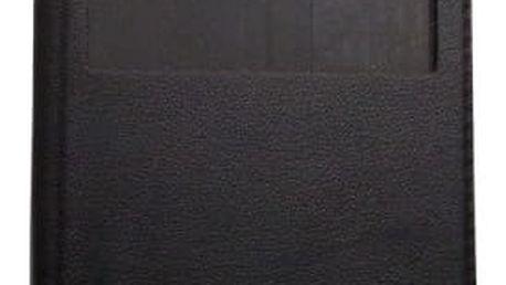 Pouzdro na mobil flipové Umax pro VisionBook P50 LTE černé (UMM120C50)