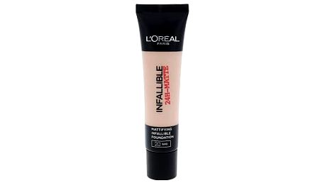 L´Oréal Paris Infallible 24h-Matte 35 ml makeup 20 Sand W