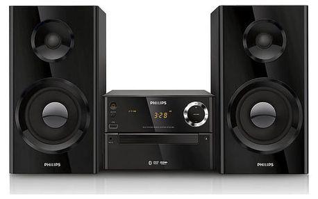 Mikrosystém Philips BTD2180 Sluchátka Niceboy HIVE Earbuds černá v hodnotě 690 Kč + DOPRAVA ZDARMA