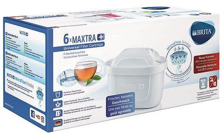 Filtr na vodu Brita Maxtra Plus 6 Pack
