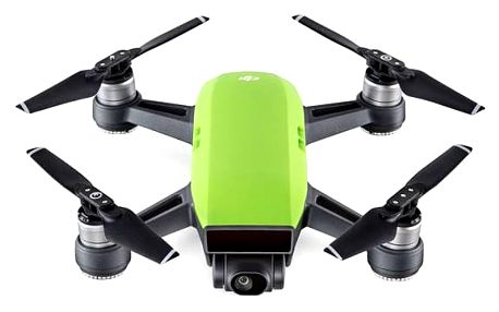 DJI Spark Fly More Combo (DJIS0202C) zelený