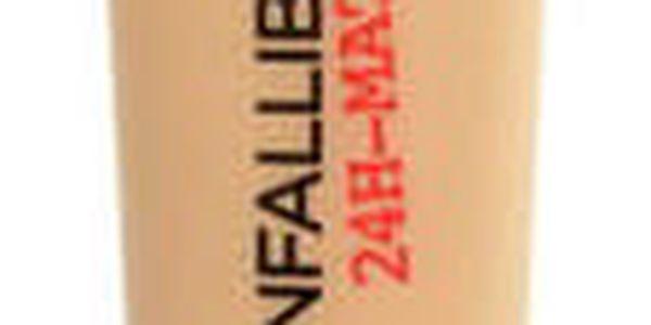 L´Oréal Paris Infallible 24h-Matte 35 ml makeup 13 Rose Beige W