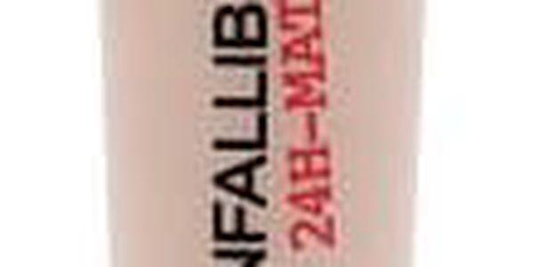 L´Oréal Paris Infallible 24h-Matte 35 ml makeup 20 Sand W