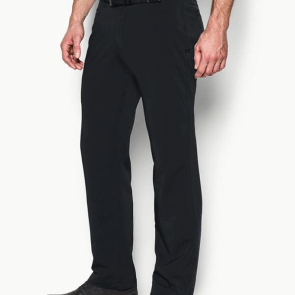 Kalhoty Under Armour Tech Pant Černá