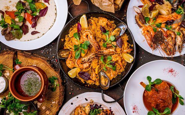 Španělská kuchyně