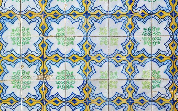 Portugalské kachličky azulejo