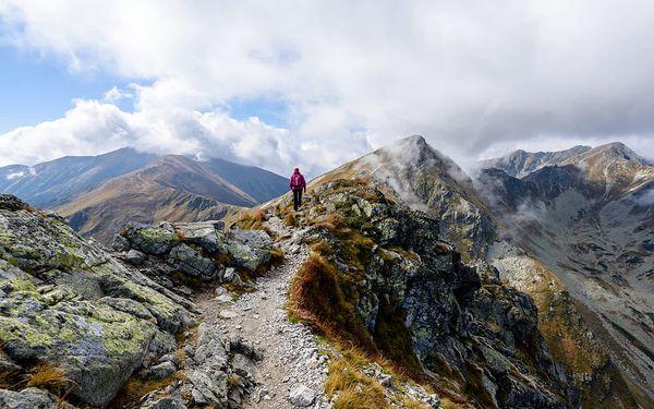 Trekování v Tatrách