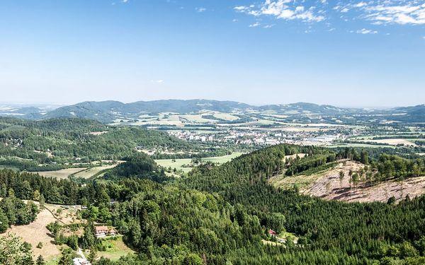 Beskydské nebe na Dolní Moravě