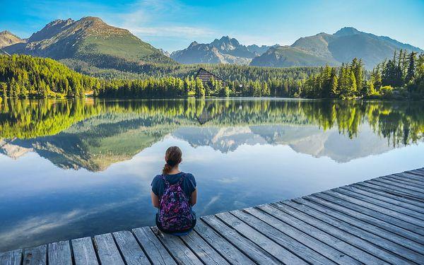 Tatry jsou skvělým místem pro relax i aktivní dovolenou