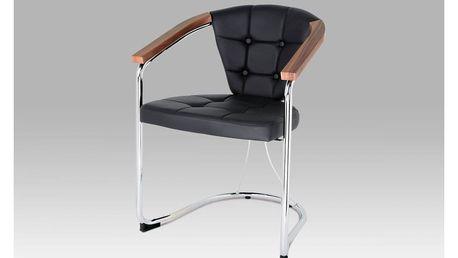 Konferenční židle SF-804 BK Autronic