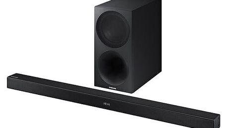 Soundbar Samsung HW-M450 černý + dárek