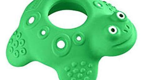 MAM Kousátko Friends Želva Bob, 5+ měsíců – zelená