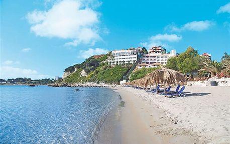 Zante Imperial Beach - oblíbený all inclusive resort s tobogánem a atrakcemi