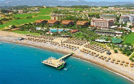 Justiniano Park Conti - Atraktivní hotelový komplex s vynikajícimi all inclusive
