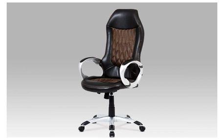 Kancelářská židle KA-E906 BK Autronic