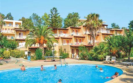 Talea Beach - Hotelový komplex s důrazem na relaxaci přímo u zlatavé pláže