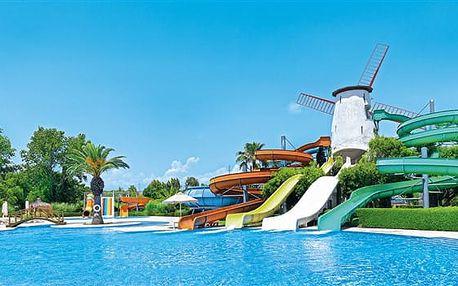 Sunrise Resort - Jedinečný areál se širokou nabídkou sportovního vyžití.
