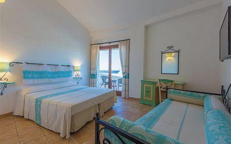 Club del Golfo - Ultra all inclusive oblíbený hotelový komplex přímo u moře.