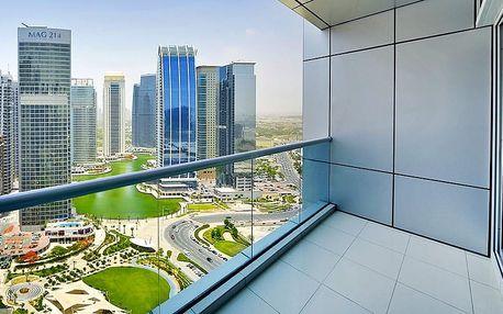 Spojené arabské emiráty - Dubai na 8 až 9 dní, polopenze nebo snídaně s dopravou letecky z Prahy