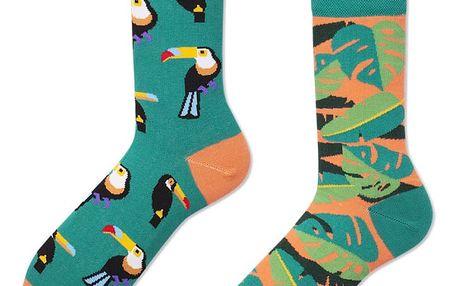 Ponožky Many Mornings Tropical Heat,vel.35–38