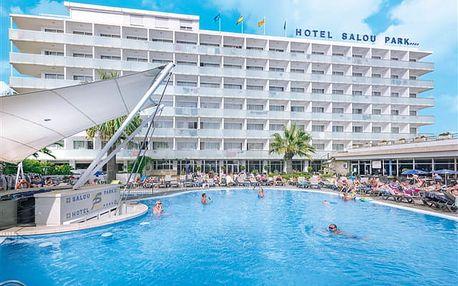 Salou Park Resort II 3* - vyhledávaný hotelový komplex s kvalitními all inclusiv
