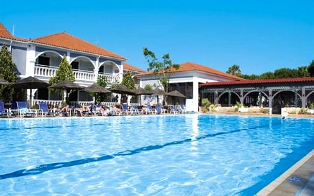 Zante Royal Resort - oblíbený all inclusive resort