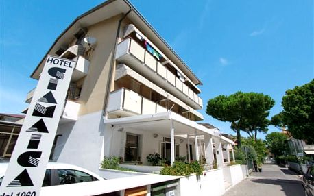 Giamaica - Tento menší útulný hotel patří k nejžádanějším v oblasti Viserba