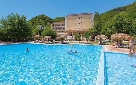 Corfu Senses Resort - Oblíbený resort přímo u pláže pro odpočinkovou dovolenou.