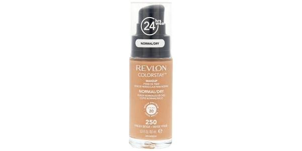 Revlon Colorstay Normal Dry Skin 30 ml makeup pro ženy 250 Fresh Beige