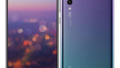 Mobilní telefon Huawei P20 Pro Dual SIM (SP-P20PDSUOM) fialový Software F-Secure SAFE, 3 zařízení / 6 měsíců v hodnotě 979 Kč + DOPRAVA ZDARMA