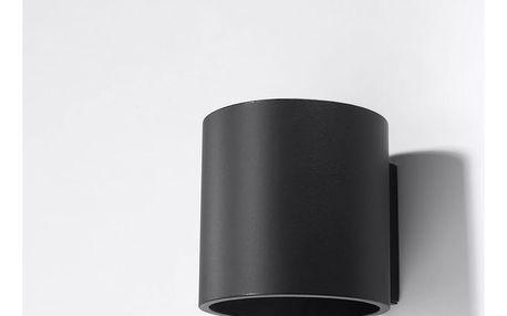 Čermé nástěnné světlo Nice Lamps Roda