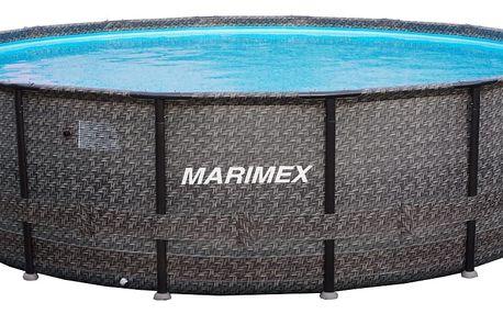 Marimex Bazén Florida Premium 4,88x1,22 m Ratan bez příslušenství - 10340214